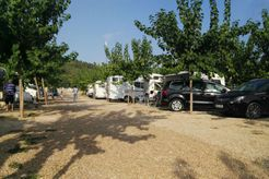 parcelas camping familiar valderrobres