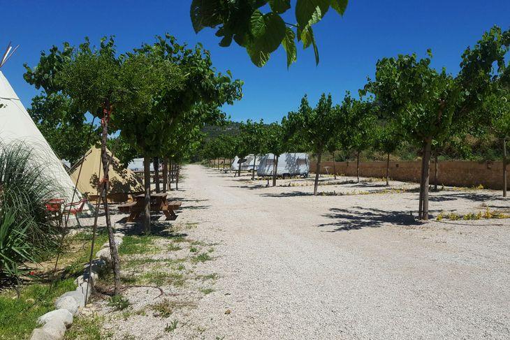 Parcelas alquiler parcelas camping para todo el a o for Parcelas para alquilar en sevilla