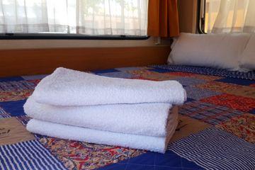 servicios toallas camping