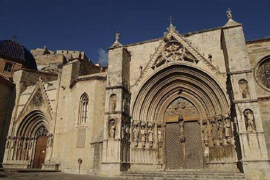 basilica de morella