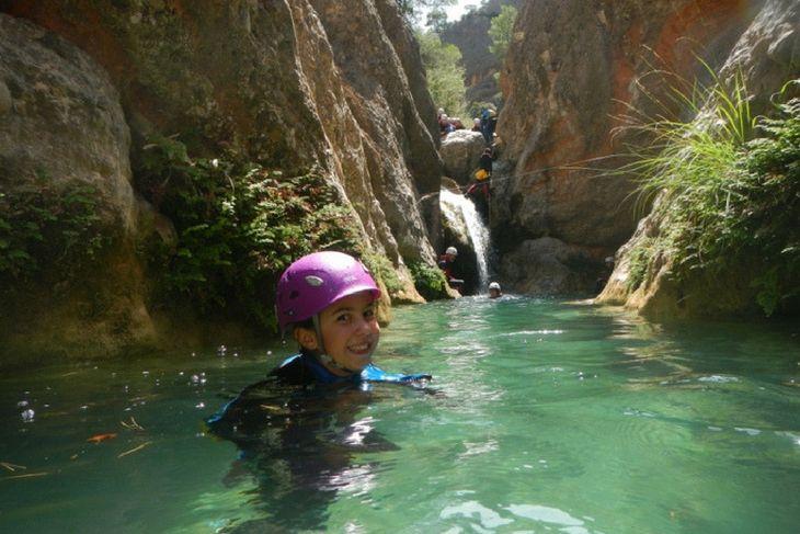actividades acuaticas con niños