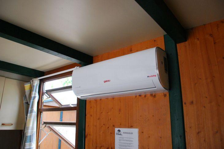 aire acondicionado bungalow