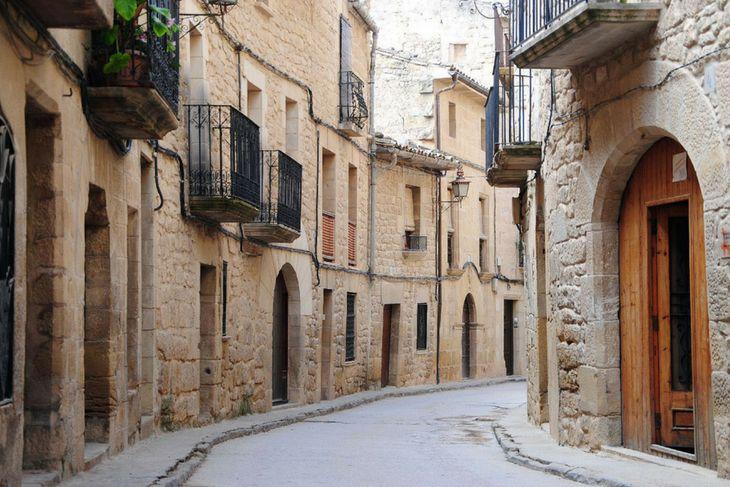 calles turismo calaceite
