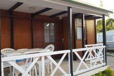 bungalows camping el roble