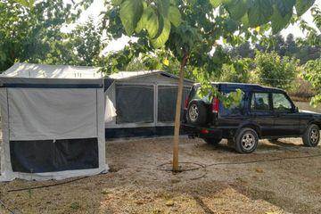 camping con piscina matarraña