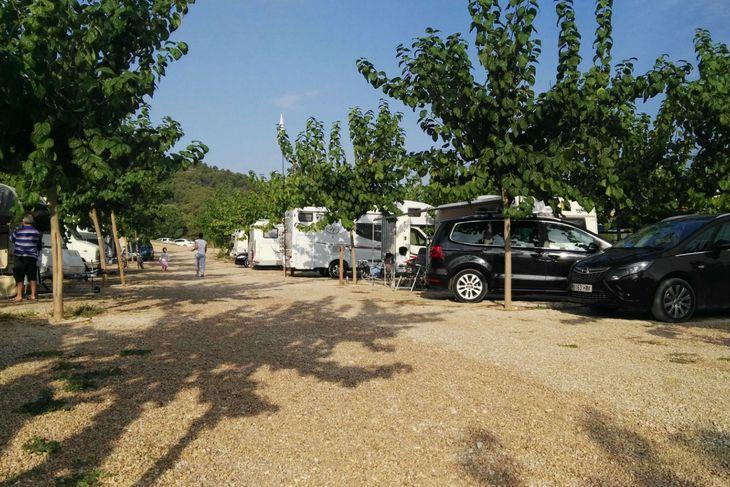 camping para quedadas en teruel