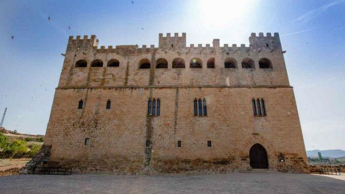 castillo valderrobres teruel