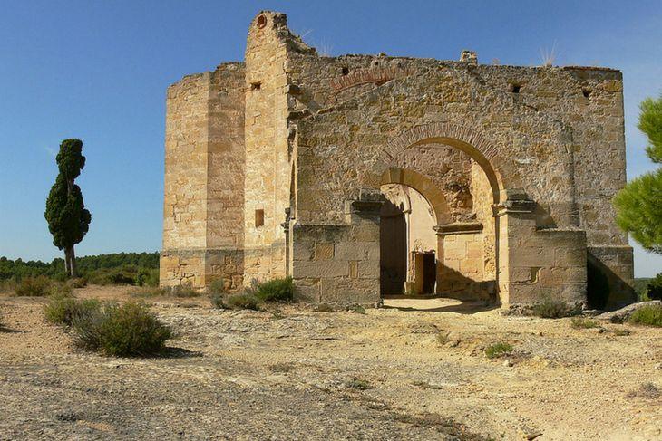 ermita de santa ana fresneda