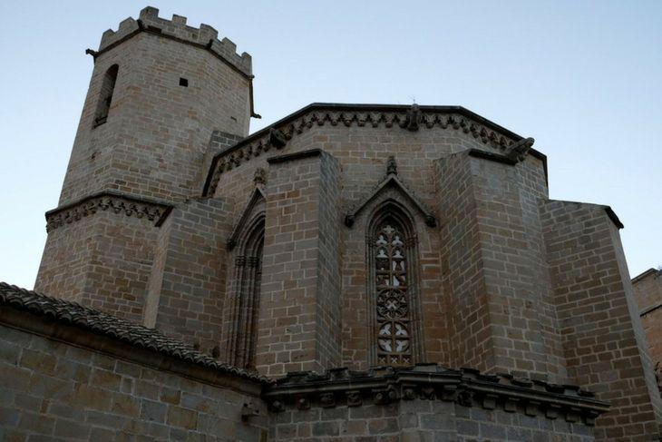 iglesia santa maria la mayor valderrobres