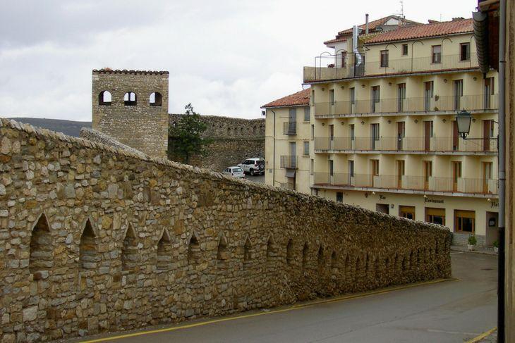 murallas morella