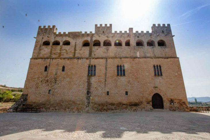 turismo valderrobres castillo