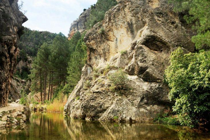 ruta fluvial el parrizal