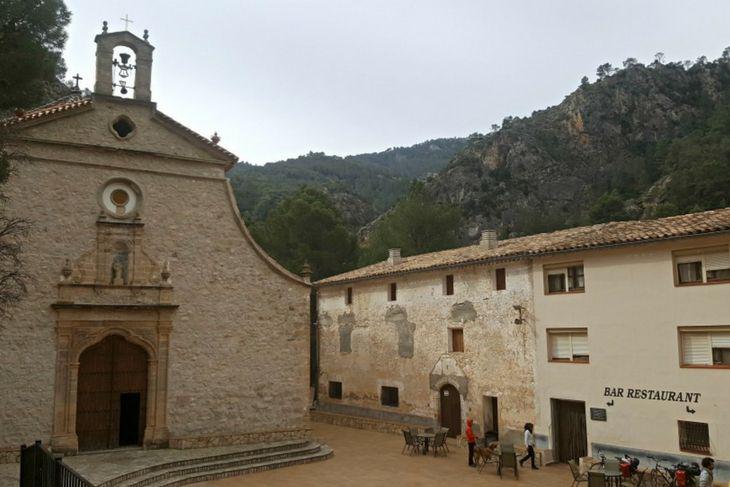 ermita de la fontcalda