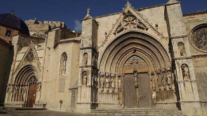 basilica morella castellon