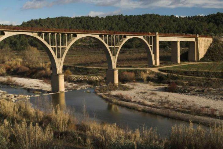 puente assut lledo via verde