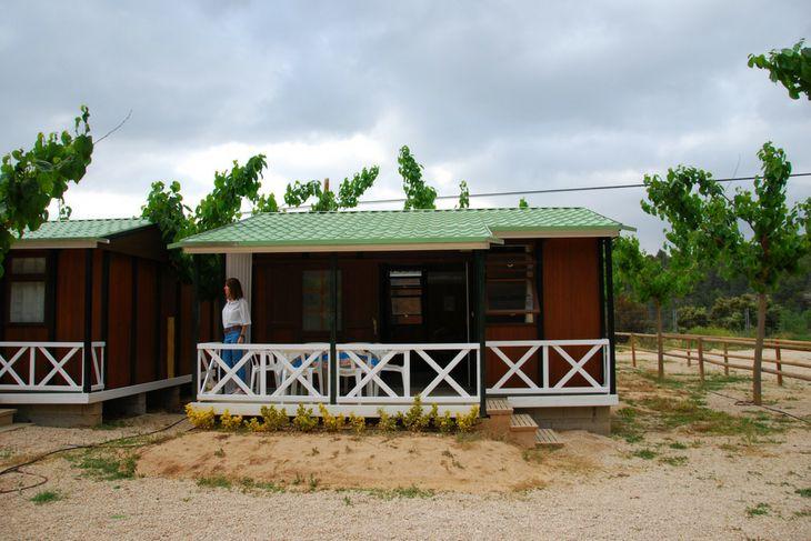 bungalows en valderrobres